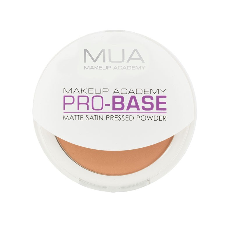Πούδρα Vegan Mua Honey Pro Base matte satin pressed powder 6,5gr - Miss Beauty shop