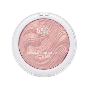 Highlighter Shimmer Vegan Mua Hollywood Rose 8,5gr - Miss Beauty shop