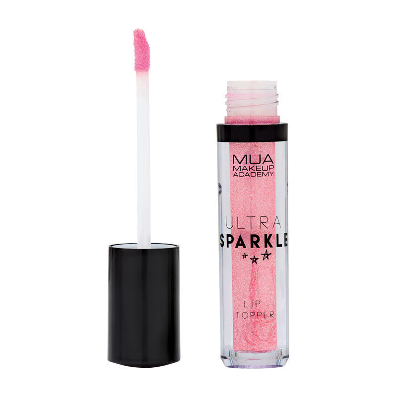Lip Gloss Vegan Waterproof Mua με λάμψη Rosy 4gr - Miss Beauty shop