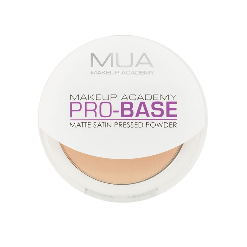 Πούδρα Vegan Mua Ivory Pro Base matte satin pressed powder 6,5gr - Miss Beauty shop