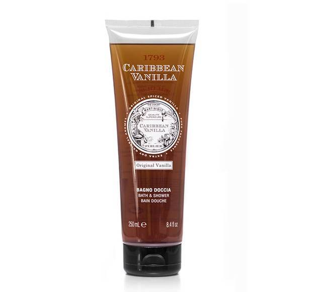Αφρόλουτρο Βανίλια Caribbean Vanilla Perlier 250ml - Miss Beauty shop