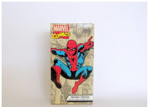 Παιδικό Άρωμα Spidy-sense Marvel Comics 75ml eau de toilette - Miss Beauty shop
