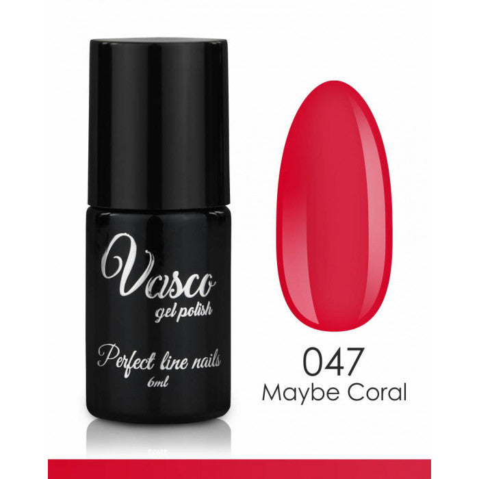 Ημιμόνιμο Vasco 047 gel polish  6ml - Miss Beauty shop