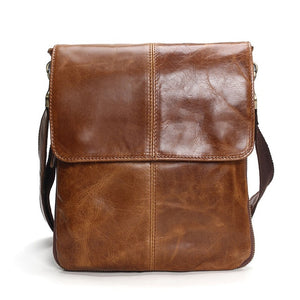 Tauren Genuine Leather Shoulder Bags Mens * Leather (High Quality New Travel Crossbody Bag)