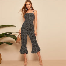 Load image into Gallery viewer, Sleeveless Jumpsuit Women Spring *  Spaghetti Strap  Jumpsuit