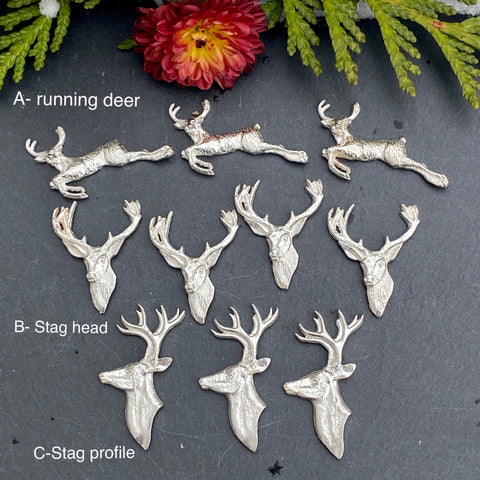Castings - Winter Stags
