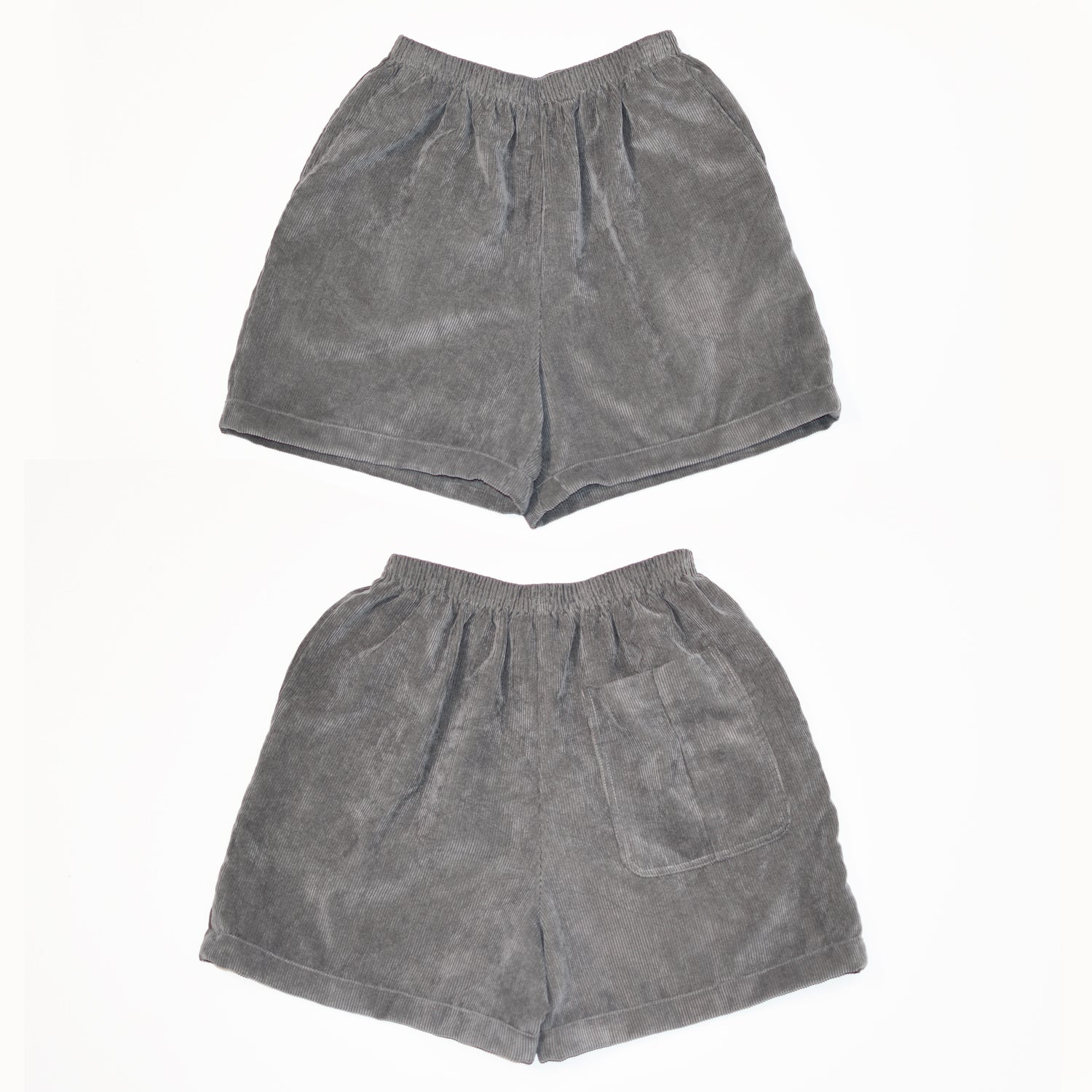 Remade Cord Shorts