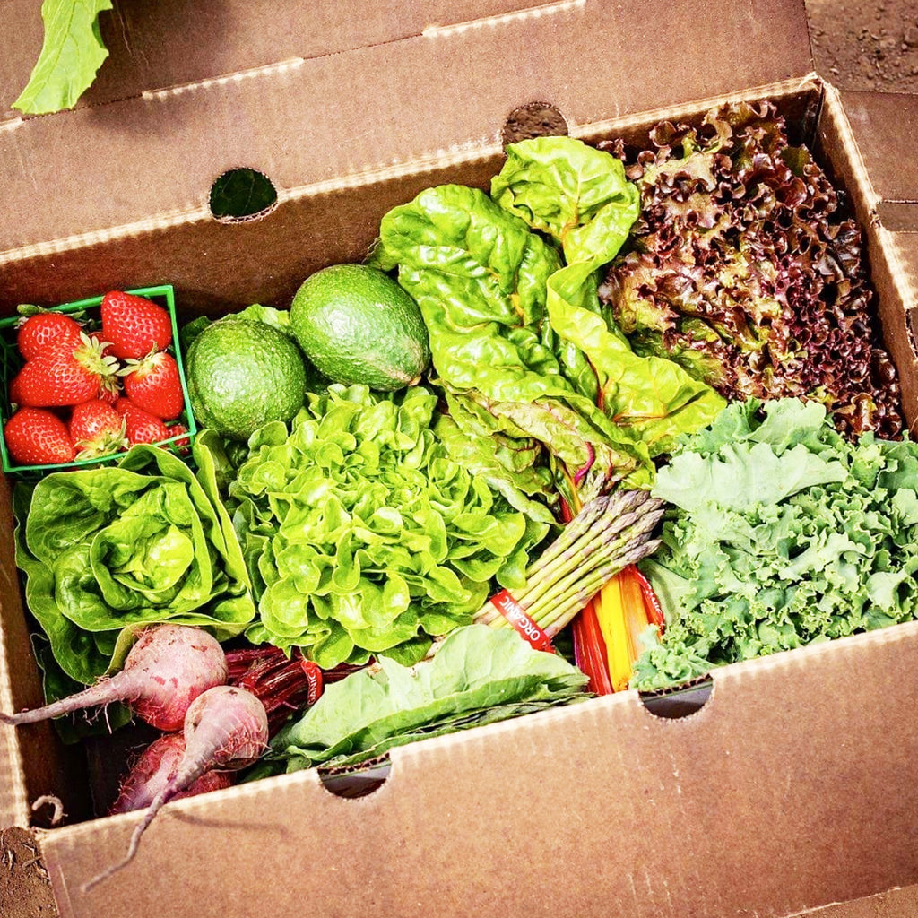 Los Angeles Farm Box
