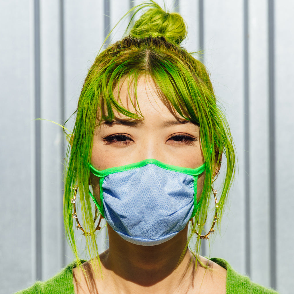 Surgical Wrap Mask (The one you heard about)