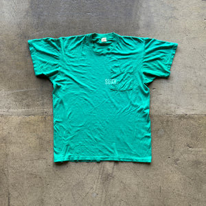 Vintage Suay Printed Pocket T's