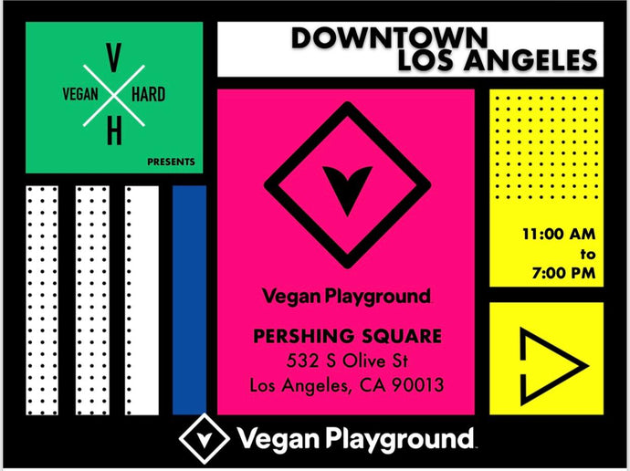 Vegan Playground Los Angeles 2019