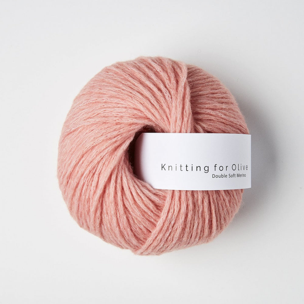 Flamingo -	Double Soft Merino