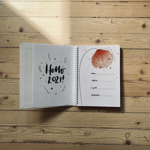 The Bullet Journal For Knitters 2021