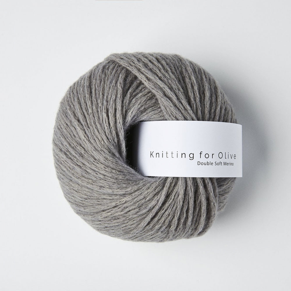 Bly -	Double Soft Merino - Knitting for Olive - Garntopia