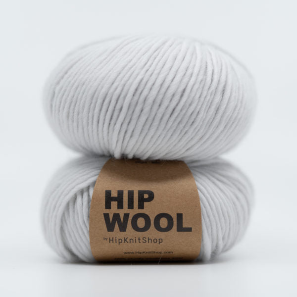 Foxy Grey -	Hip Wool