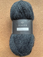CHARCOAL -	Highland Wool - Isager - Garntopia