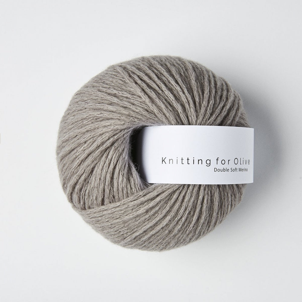 Elefant -	Double Soft Merino