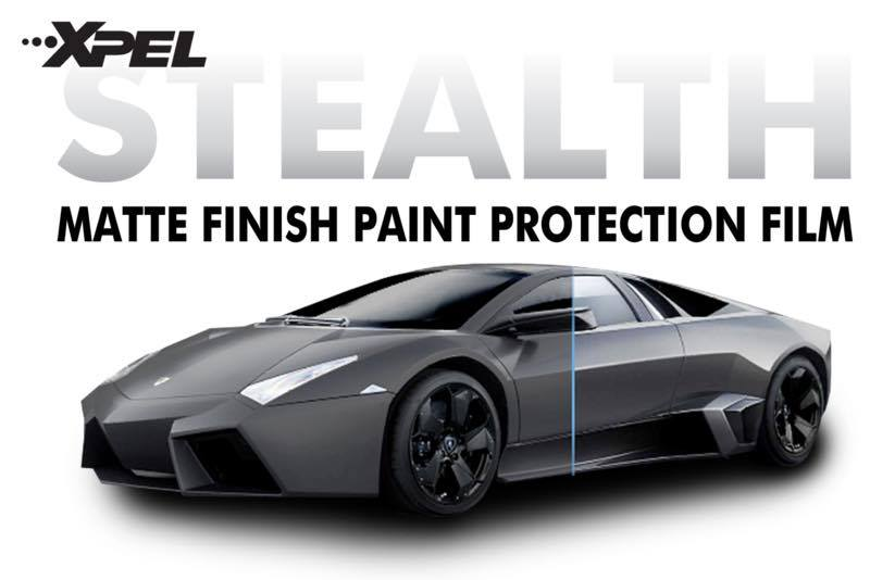XPEL Stealth Paint Protection Film Edmonton Alberta Iconic Print Co.