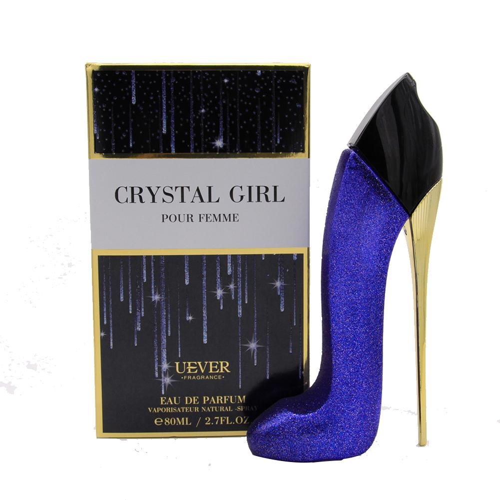 【CRYSTAL GIRL】 POUR FEMME Perfume EDP Vaporisateur Natural Spray For Women