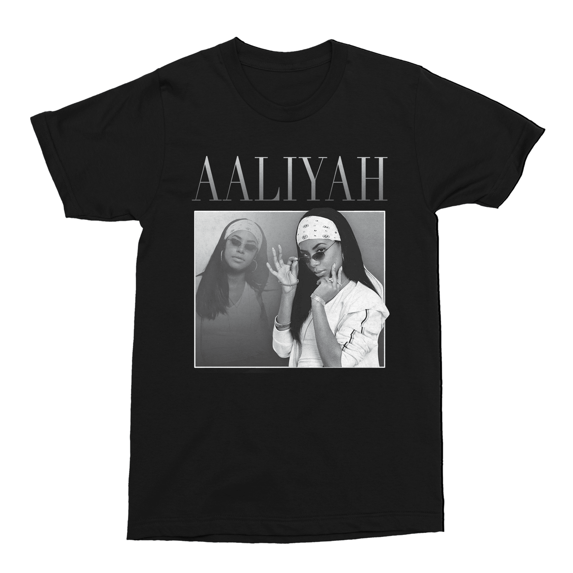 Aaliyah R&B Throwback T-Shirt