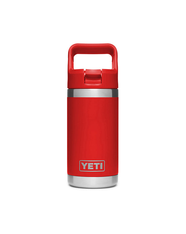 Yeti Rambler Jr Kid's Bottle (Canyon Red)