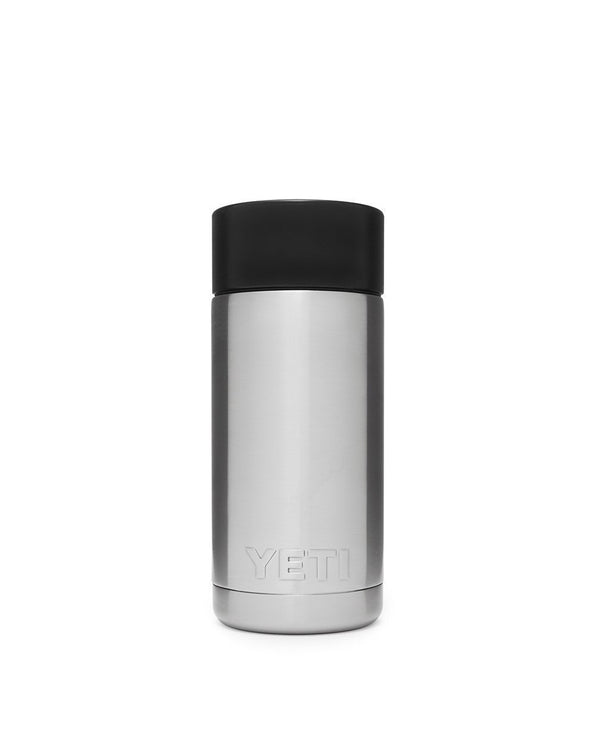 Yeti Rambler 12oz Bottle with HotShot Cap (Stainless)