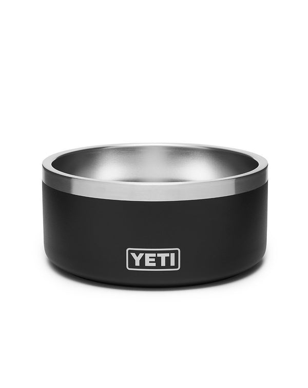 Yeti Boomer 4 Dog Bowl (Black)