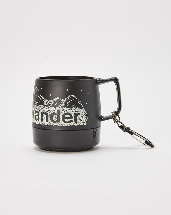 and Wander Dinex Mug (Black)