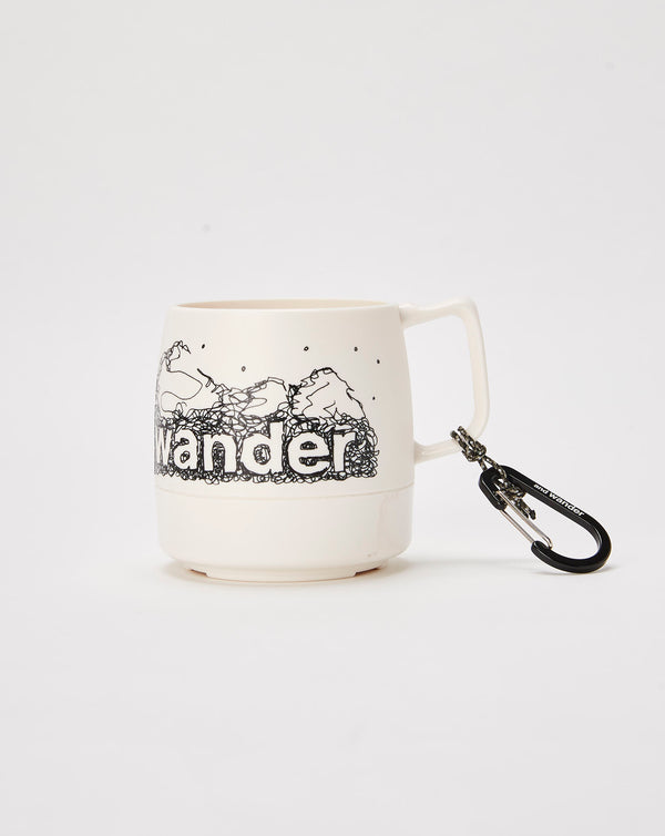 and Wander Dinex Mug (Off White)