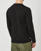 Snow Peak SP Tarp Long Sleeve Tee (Black)