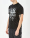 and Wander Splatter Print T (Black)