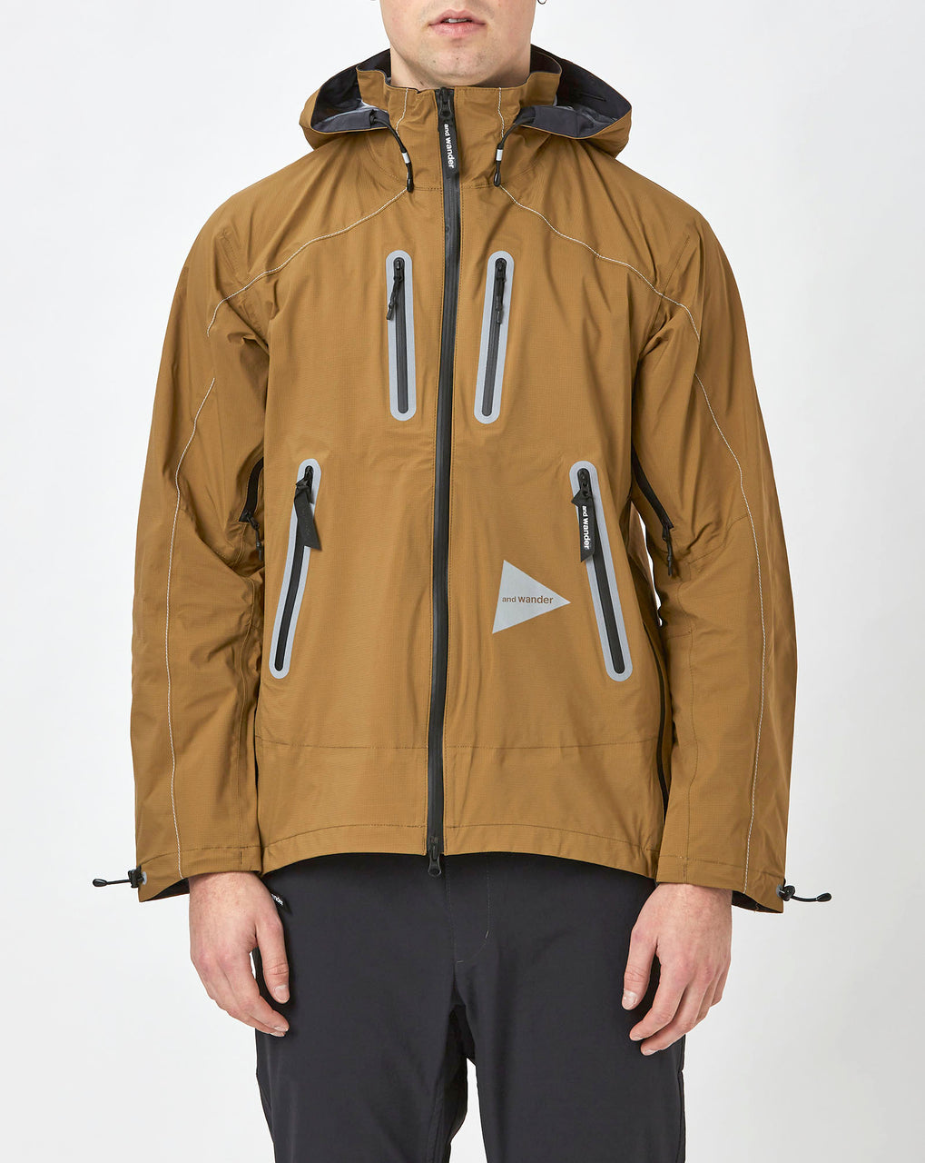 and Wander eVent Jacket (Camel)