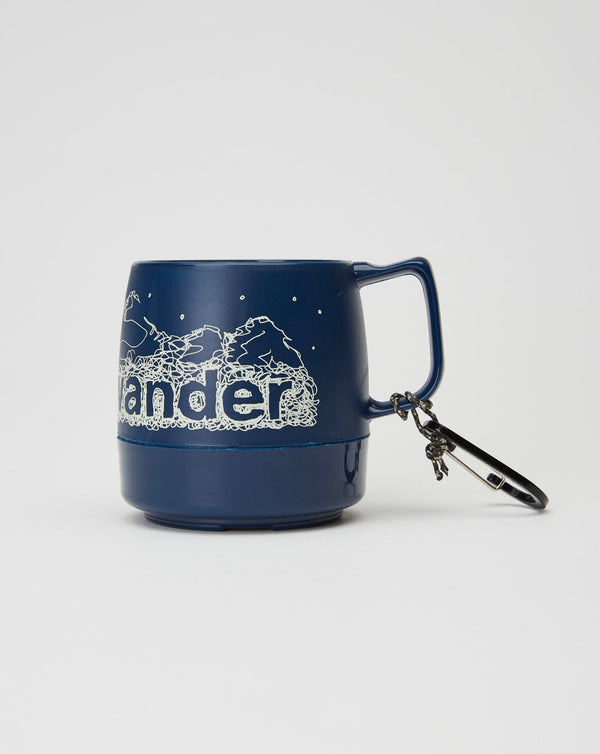 and Wander and Wander DINEX Mug (Navy)