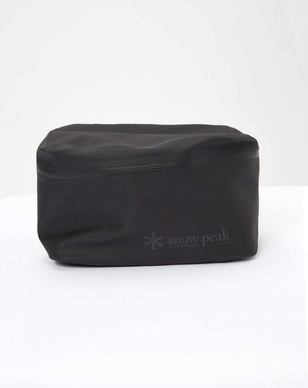 Snow Peak Water Resistance Dopp Kit L (Black)