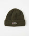 Stay Hungry Aborre Wool Beanie (Forest Green)