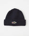 Stay Hungry Aborre Wool Beanie (Navy)