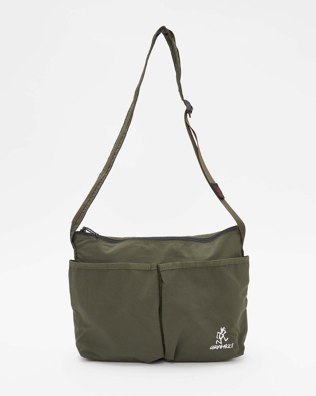 Gramicci Utility Sacoche (Deep Olive)