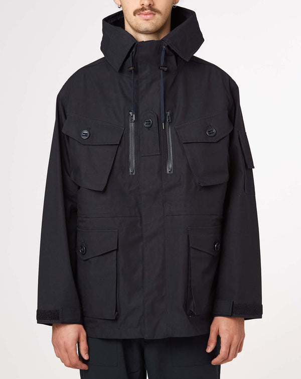 Nanamica Gore-Tex Cruiser Jacket (Dark Navy)