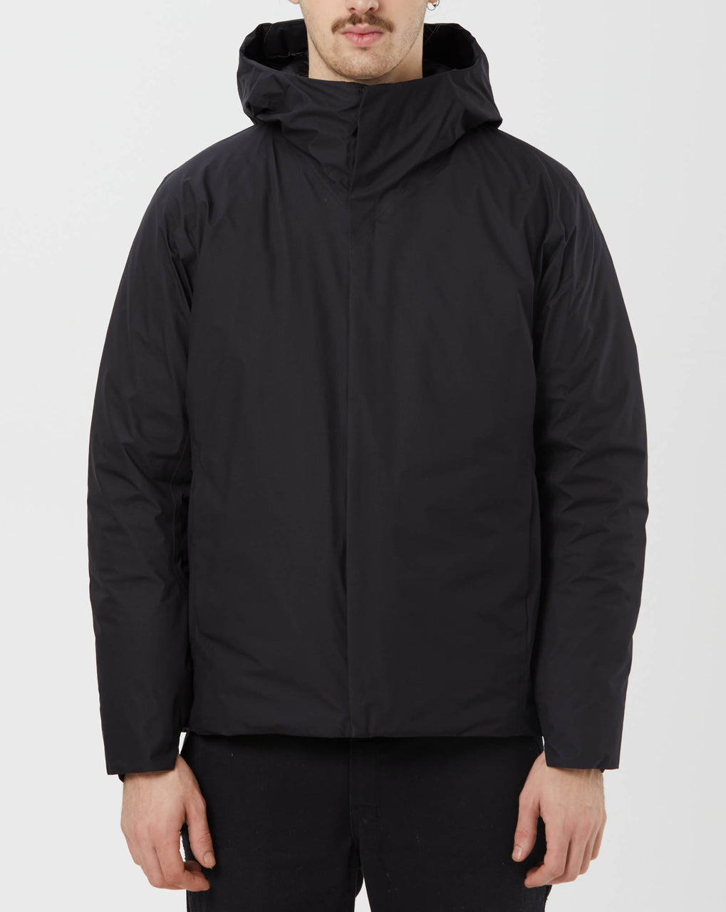 Veilance Altus Down Jacket (Black)