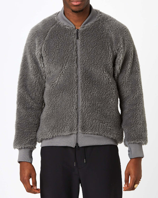 Goldwin Boa Fleece Blouson (Tropical Grey)
