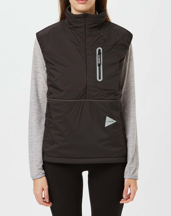 and Wander Women's Alpha Vest (Black)