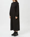 Snow Peak Heavy Cotton GD Mockneck Dress (Black)