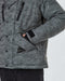 and wander Reflective Primaloft Jacket (Silver)