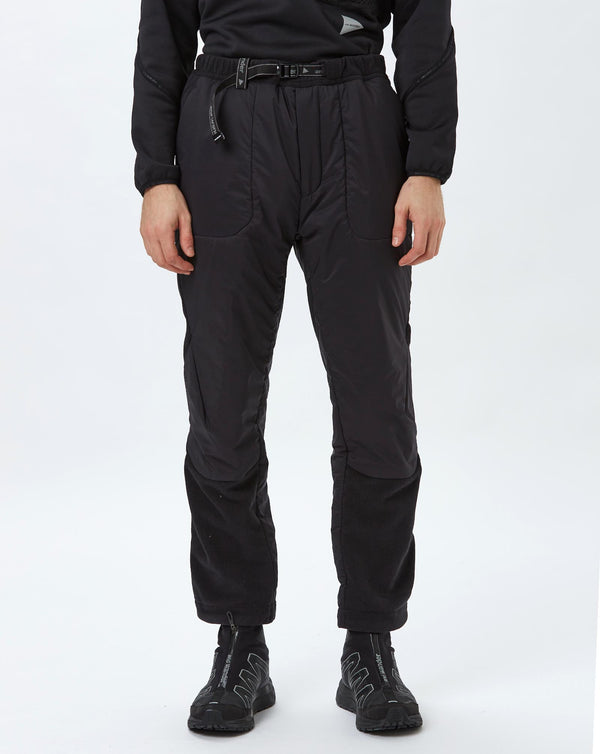 and Wander Top Fleece Pants (Black)
