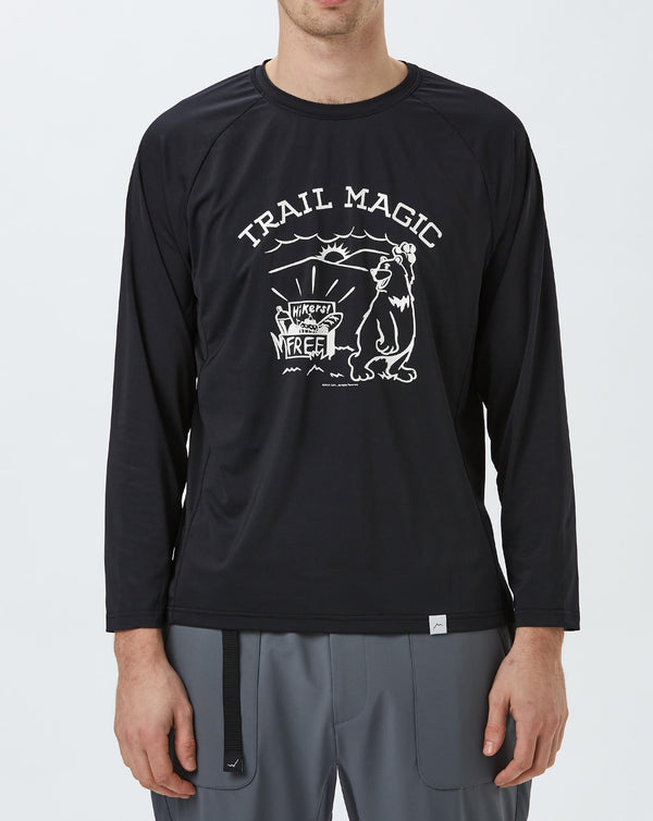 CAYL Trail Magic Longsleeve (Black)