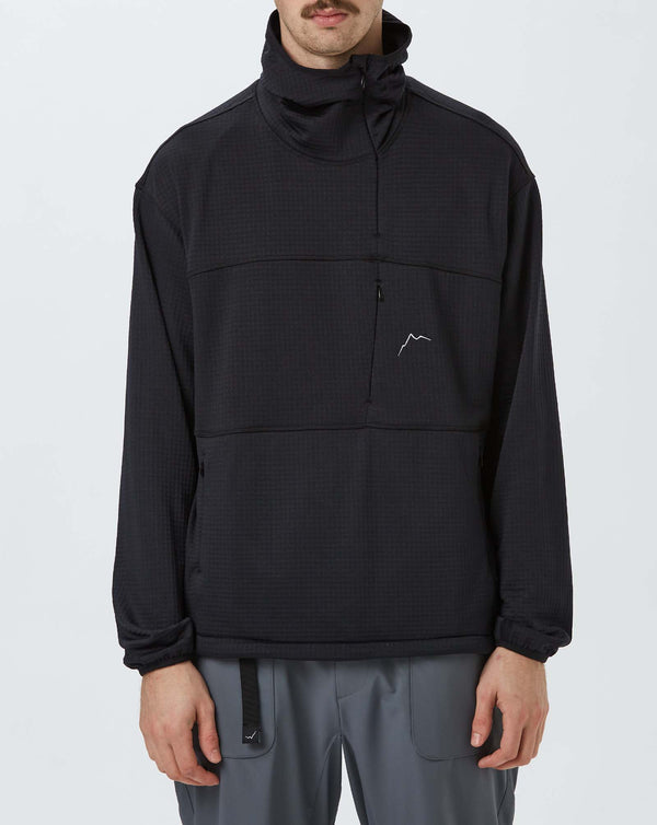 CAYL Power Grid Anorak (Black)
