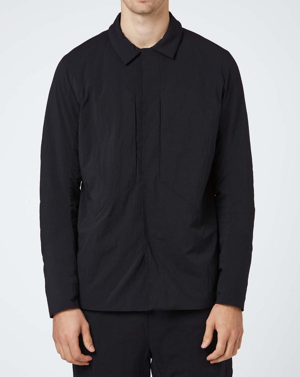 Veilance Mionn IS Overshirt (Black)
