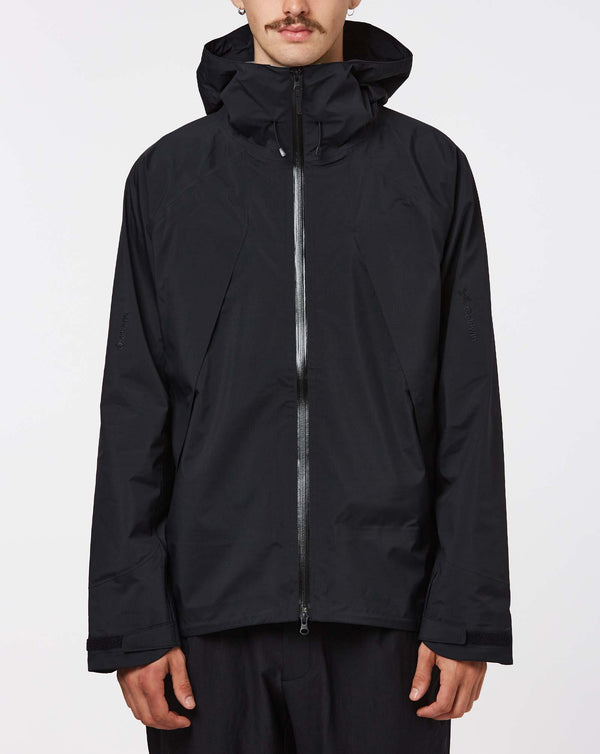Goldwin Gore-Tex Spur Light Jacket (Black)