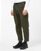 Gramicci Back Satin Tuck Tapered Pants (Deep Olive)