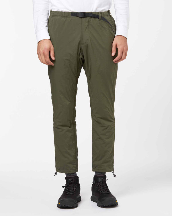 Gramicci Nylon Fleece Truck Pants (Olive)